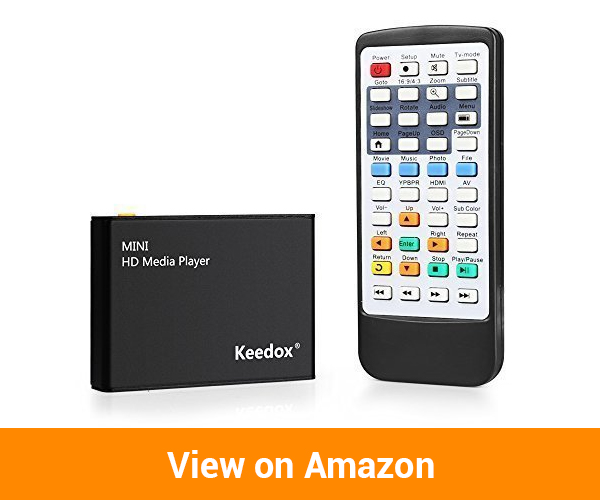 Keedox Digital Media Player