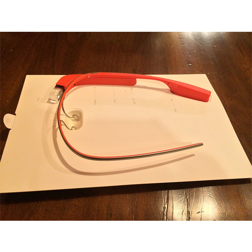 Google Glass Explorer