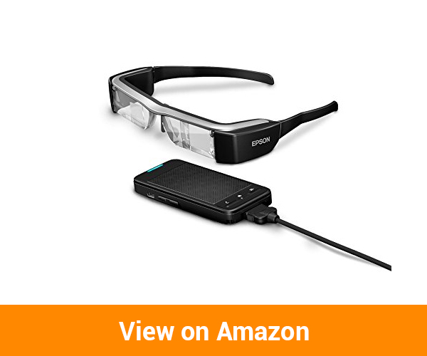 Epson Moverio BT-200 Smart Glasses