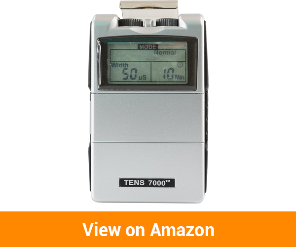 Roscoe Medical TENS 7000 2nd Edition Digital TENS Unit