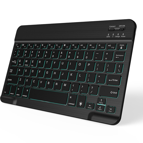10 Best Wireless and Bluetooth Keyboards (August 2019) Reviews