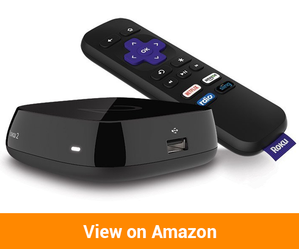 Roku 2 Streaming Media Player (4210R)