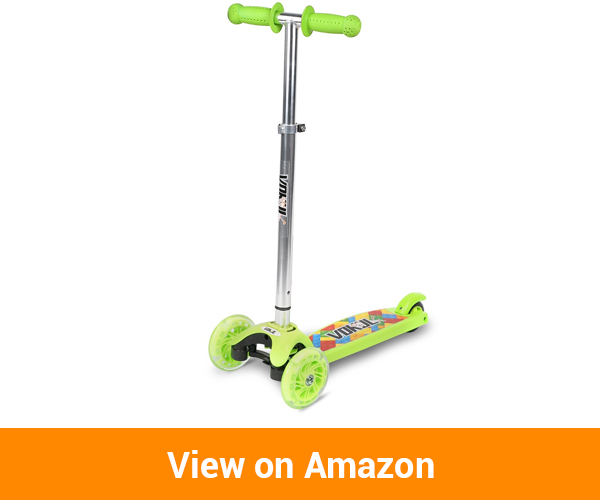Vokul Mini Kick Scooter