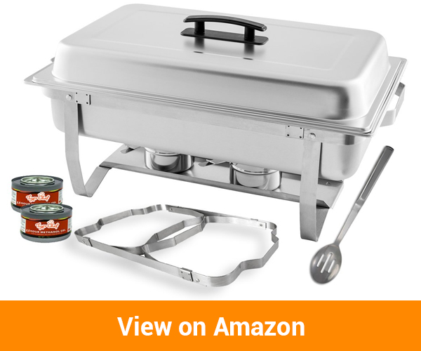 TigerChef Full Size Chafer