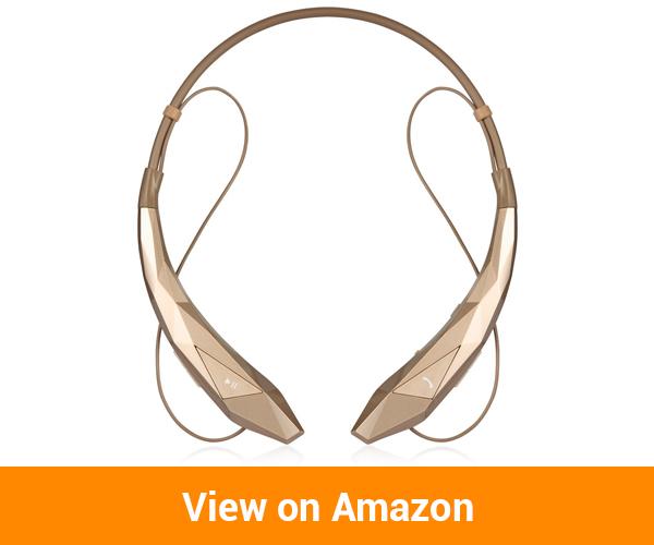 Rioddas Wireless Sports Neckband Headphones