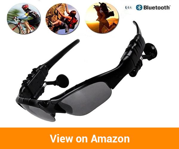 f74a2464b6a 6. PHEVOS Bluetooth Sunglasses
