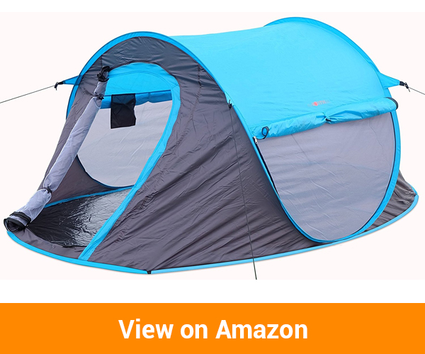TheNORTHblu Pop up Tent
