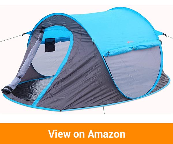 TheNORTHblu Pop up Tent