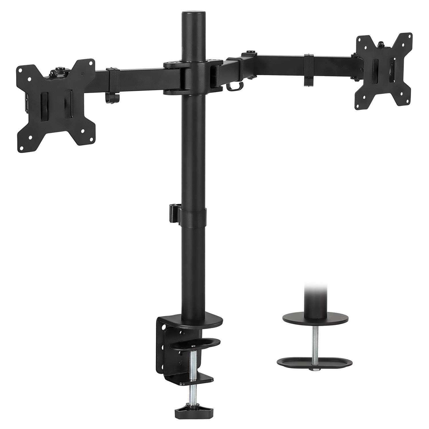 Mount-It! Dual Monitor Mount