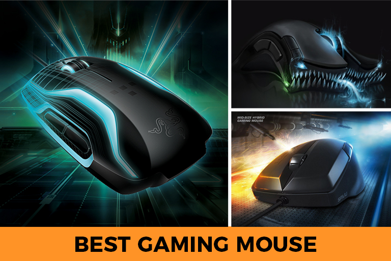 Gaming Mouse in 2019