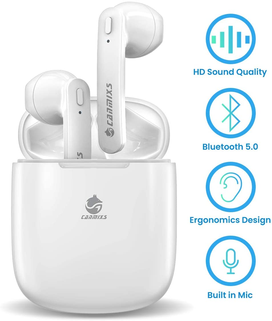 Canmixs Wireless Earphones and Earbuds