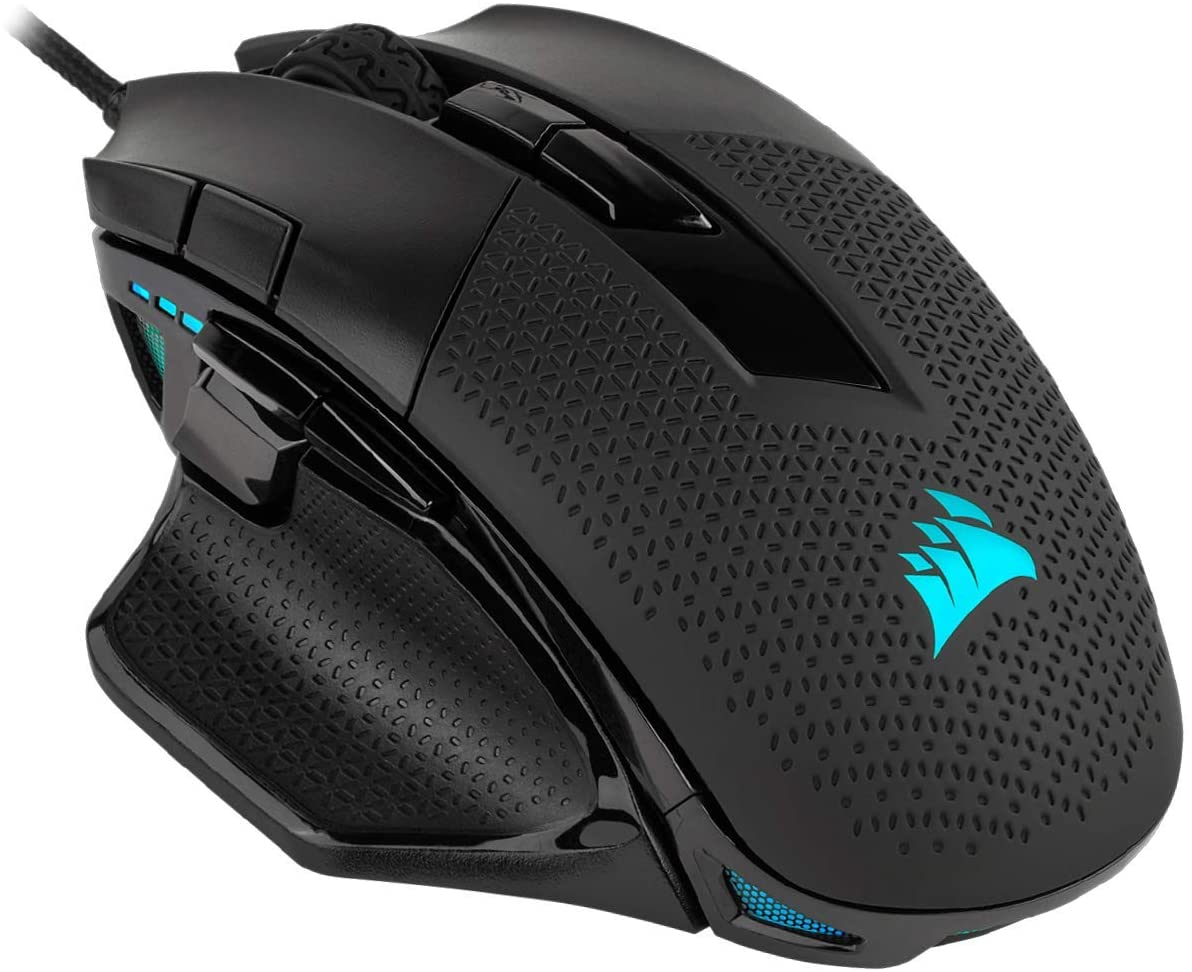 Corsair RGB Nightsword Performance Gaming Mouse