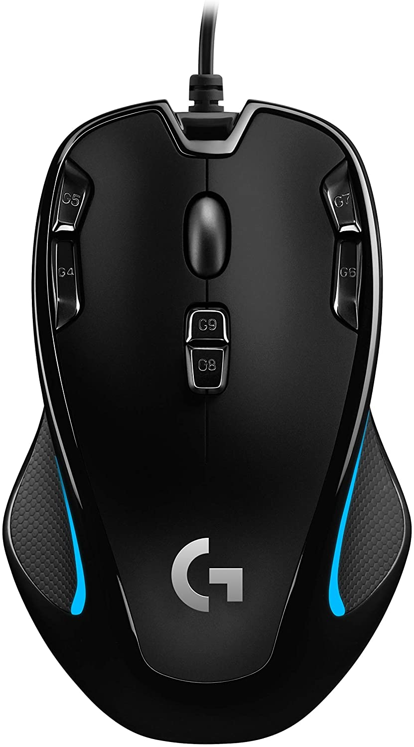 Logitech Optical G300s Ambidextrous Gaming Mouse