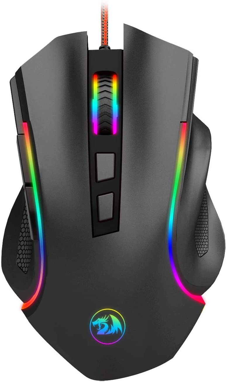 Redragon RGB M602 Wired Gaming Mouse