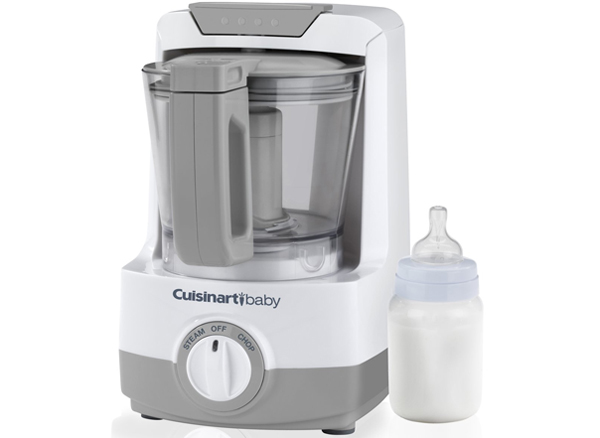 Cuisinart baby bottle warmer