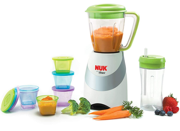 NUK Smoothie and baby food processor