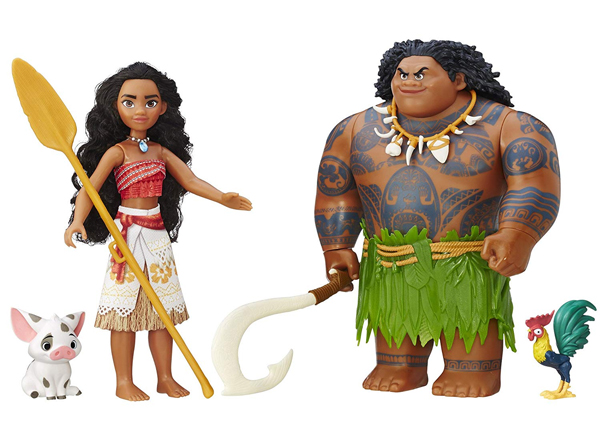 Adventures of Moana collection