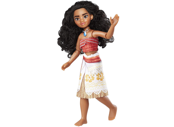 Moana Adventure Doll