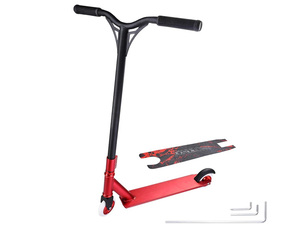 AW Aluminium Freestyle Kick Scooter