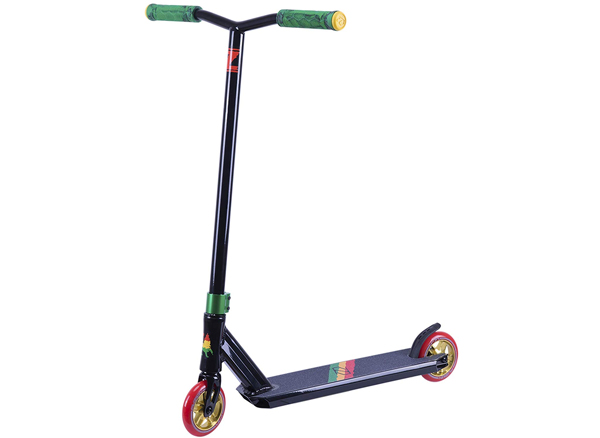 Z250 Fuzion pro scooters