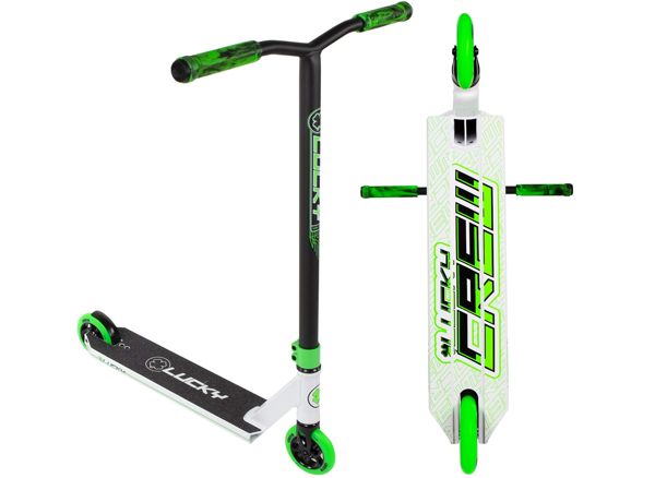 Lucky crew freestyle pro scooters