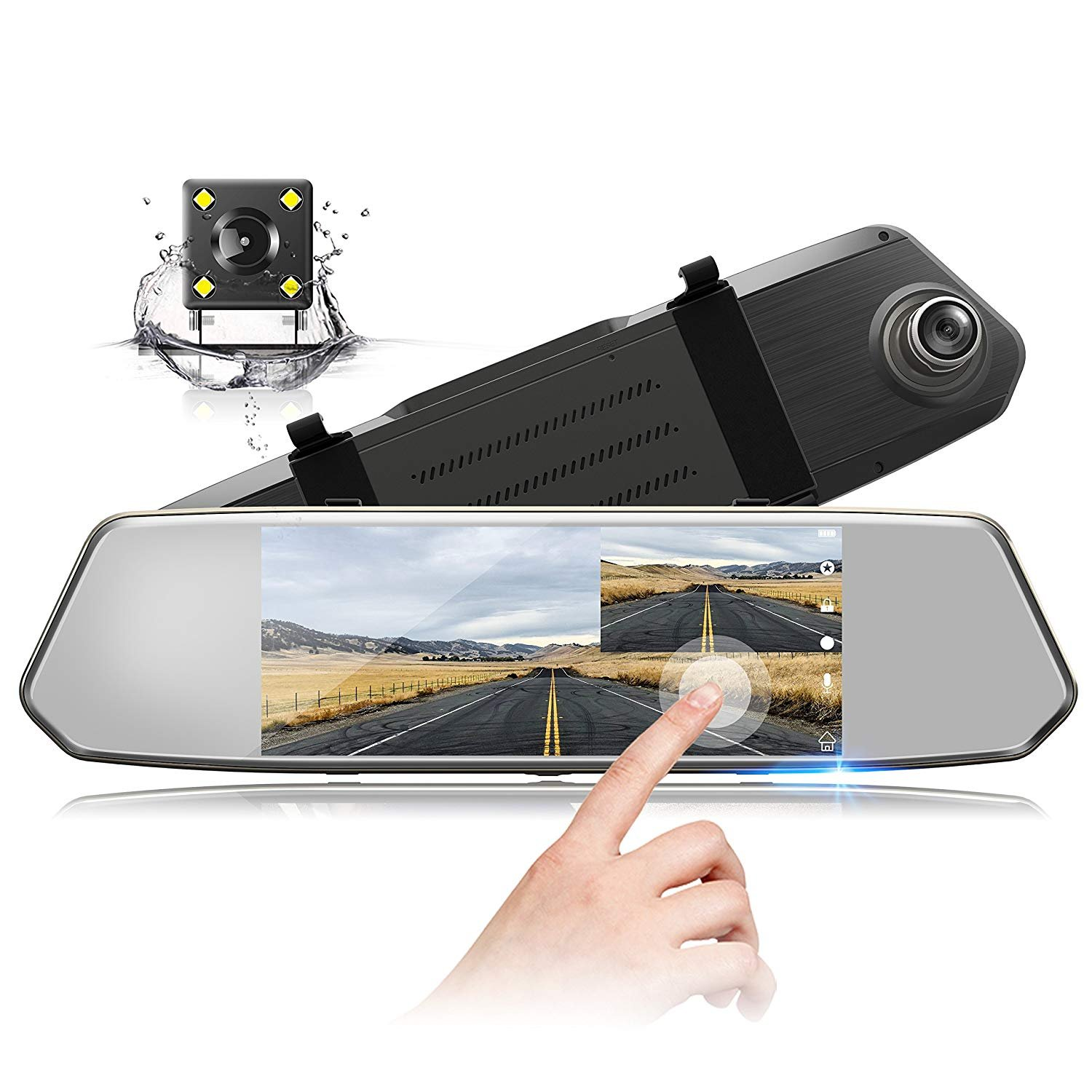 TOGUARD Rear View Camera