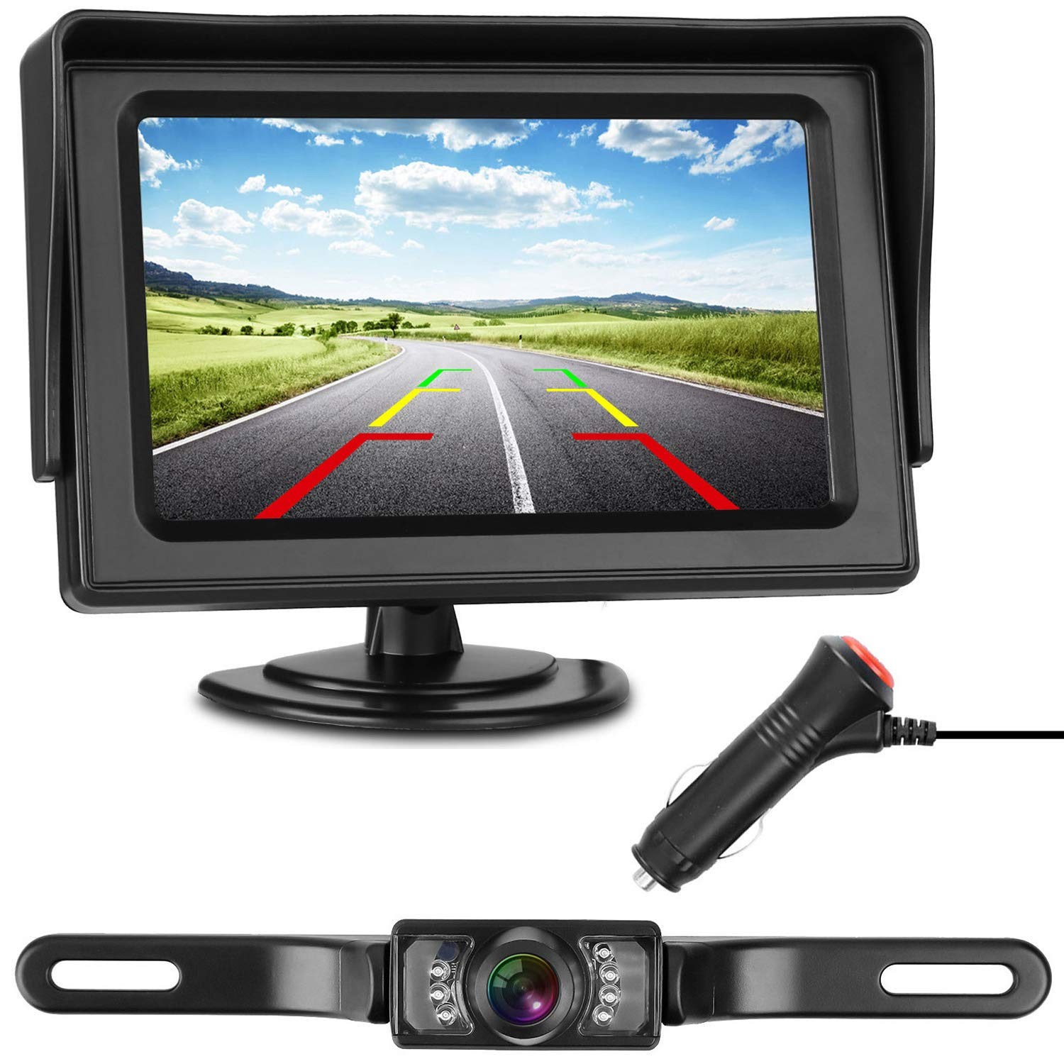 iStrong Rear View Camera