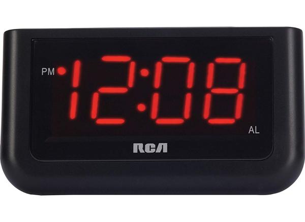 RCA RCD30 Digital Alarm Clock