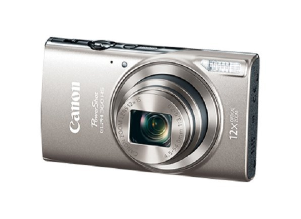 Canon PowerShot ELPH 360 Digital Camera
