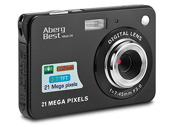 Aberg Best Compact Digital Camera