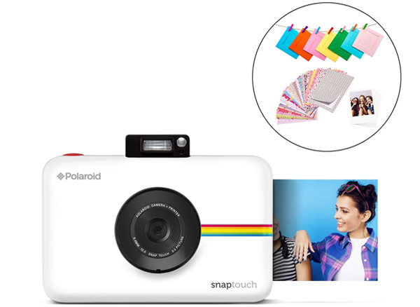 Polaroid Snap Touch 2.0 Instant Print Camera