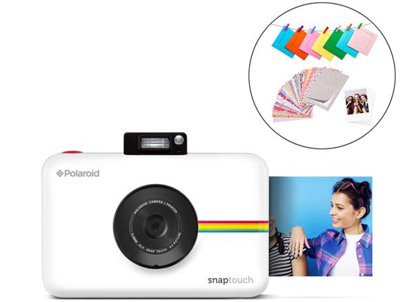 Polaroid Snap Touch 2.0 Instant Print Camera
