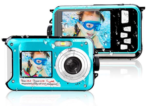 Yisence Underwater Camera