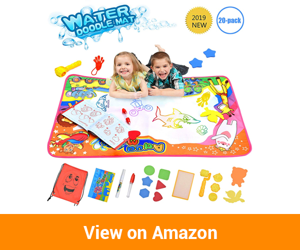 Outwit Water Drawing Mat