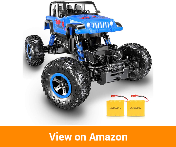 SHARKOOL Off-Road RC Toy Car