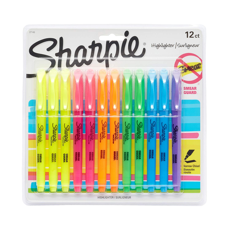Sharpie Pocket Highlighters