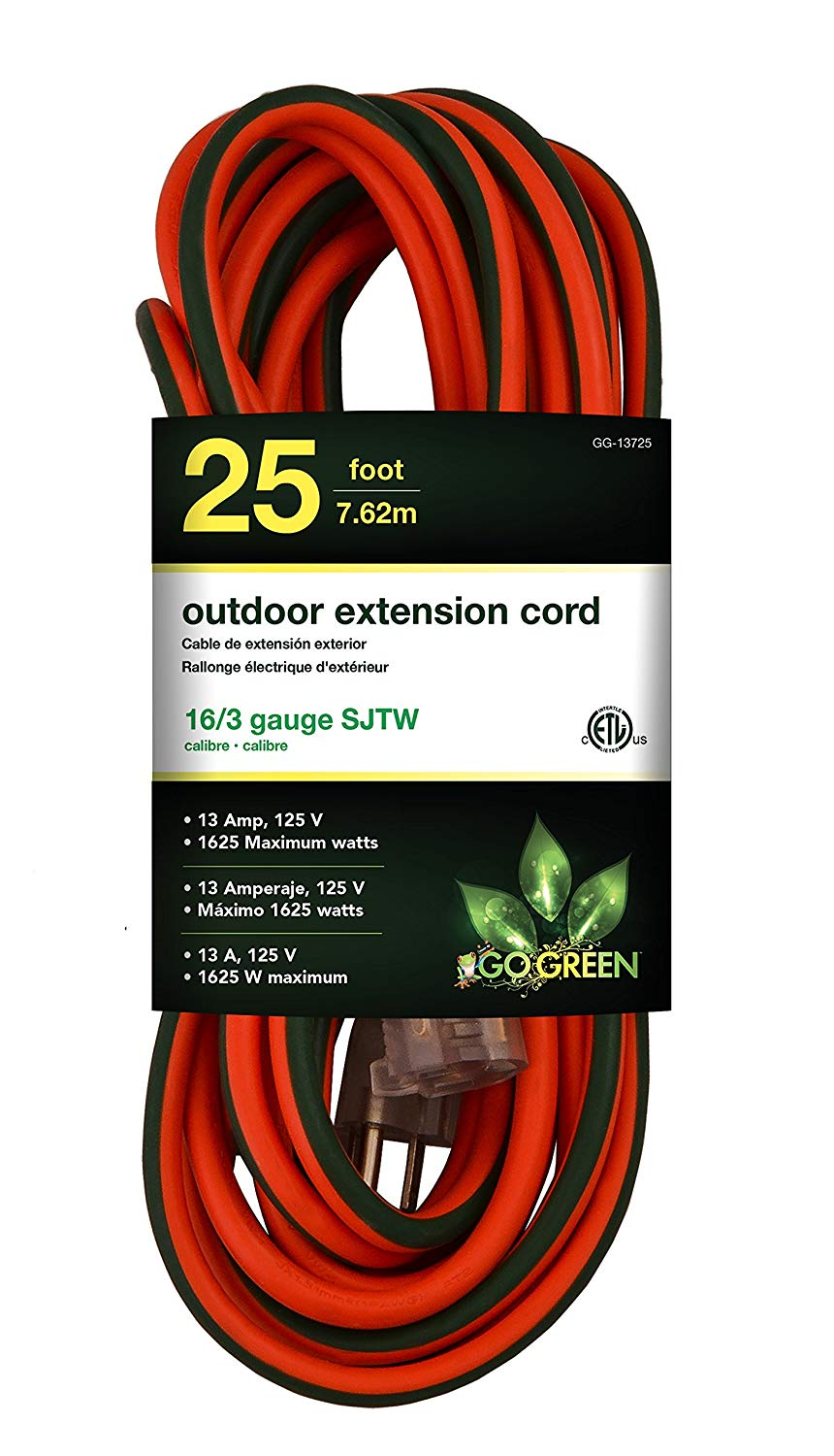GoGreen Power GG-13725