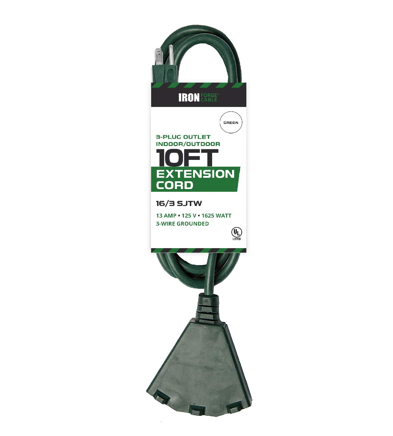 Iron Forge Cable Outdoor Extension Cord