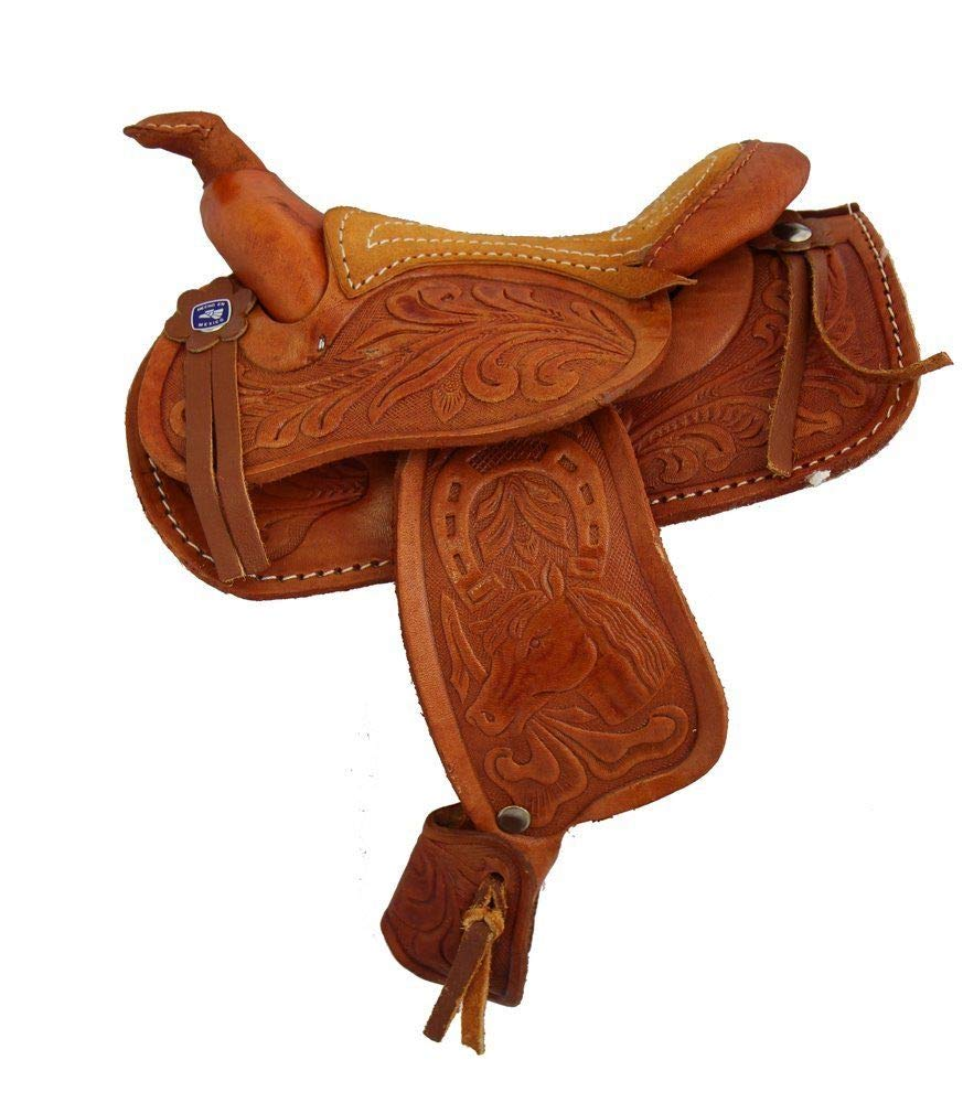 AJ Tack Wholesale Miniature Decoration Horse Saddle