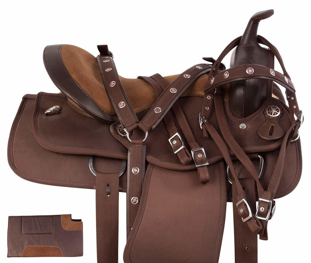 Acerugs Western Pleasure Show Horse Saddle